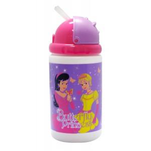 Buy Little's Water Bottle-Butterfly Princess (Pink) - Nykaa