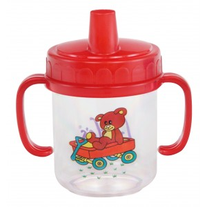 Buy Little's Non-Spill Magic Cup (Red) - Nykaa