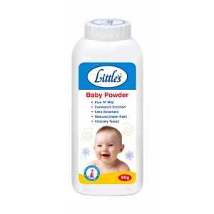 Buy Little's Baby Powder - Nykaa