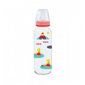 Buy Littles Designer Maxi Feeding Bottle (Red) - Nykaa