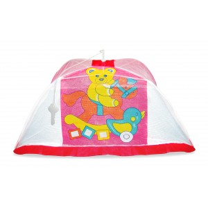 Buy Littles Mosquito Net - Red - Nykaa