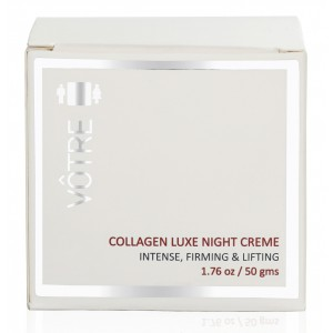 Buy Votre Collagen Luxe Night Creme Intense Firming & Lifting - Nykaa