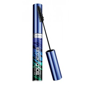 Buy Revlon Bold Lacquer By Grow Luscious Length & Volume Water Proof Mascara - Blackest Black - Nykaa