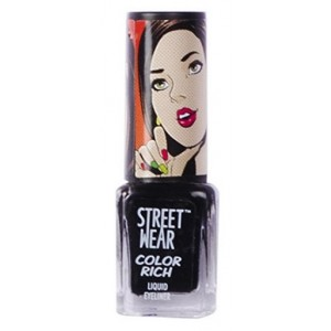 Buy Street Wear Color Rich Liquid Eye Liner - Nykaa