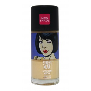 Buy Street Wear Color Rich Perfect Foundation - Nykaa