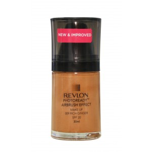 Buy Revlon Photo Ready Air Brush Effect Make Up SPF 20 - Rich Ginger - Nykaa