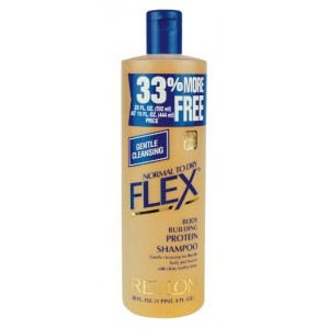 Buy Revlon Flex Body Building Protein Shampoo - Normal To Dry(Rs.31 Off) - Nykaa