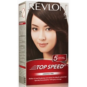 Buy Herbal Revlon Top Speed Hair Color - Woman - Nykaa