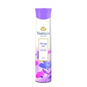 Buy Herbal Yardley Morning Dew Deodorant Spray - Nykaa