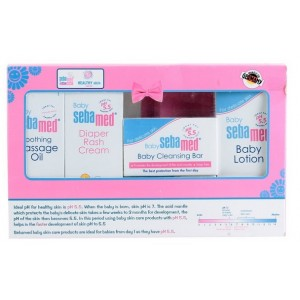 Buy Sebamed Healthy Skin Care Kit - Nykaa