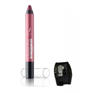 Buy Faces Ultime Pro Starry Matte Lip Crayon - Sinful 02 With Free Sharpener - Nykaa