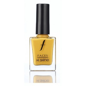 Buy Faces Hi Shine Nail Enamel - Nykaa