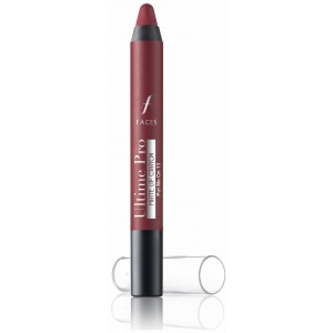 Buy Faces Ultime Pro Matte Lip Crayon With Free Sharpener - Nykaa