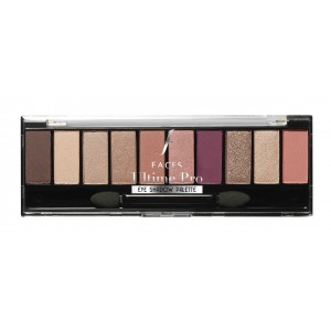 Buy Faces Ultime Pro Eye Shadow Palette - Rose 02 - Nykaa