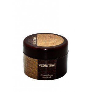 Buy Vedic Line Choco Cherry Mud Pack - Nykaa
