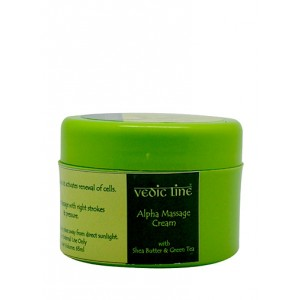 Buy Vedic Line Alpha Massage Cream  - Nykaa