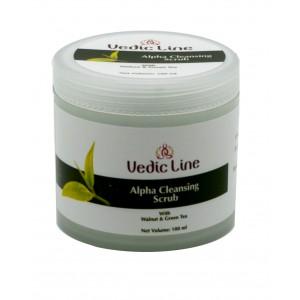 Buy Vedic Line Alpha Cleansing Scrub - Nykaa