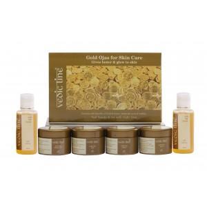 Buy Vedic Line Gold Ojas Facial - Nykaa