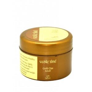Buy Vedic Line Gold Ojas Scrub  - Nykaa