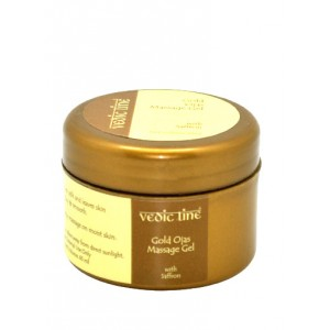 Buy Vedic Line Gold Ojas Massage Gel  - Nykaa