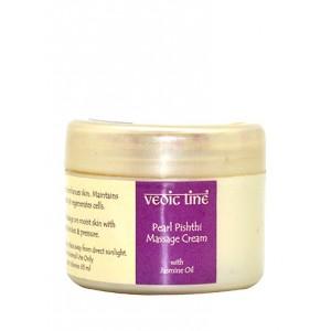 Buy Vedic Line Pearl Pishthi Massage Cream - Nykaa