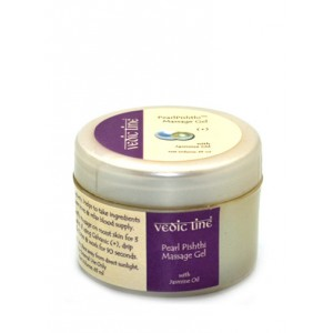 Buy Vedic Line Pearl Pishthi Massage Gel - Nykaa