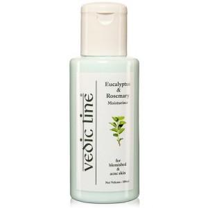 Buy Vedic Line Eucalyptus & Rosemary Moisturizer - Nykaa