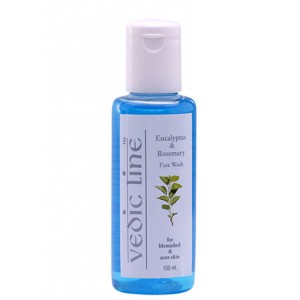 Buy Vedic Line Eucalyptus & Rosemary Face Wash - Nykaa