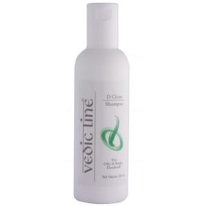 Buy Vedic Line D Clean Shampoo - Nykaa