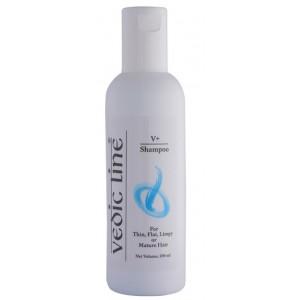 Buy Herbal Vedic Line V+ Shampoo - Nykaa