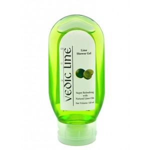 Buy Vedic Line Lime Shower Gel - Nykaa