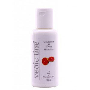 Buy Vedic Line Grapefruit & Honey Moisturizer - Nykaa