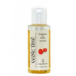 Buy Vedic Line Grapefruit & Honey Face Wash - Nykaa