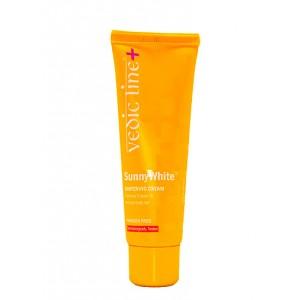 Buy Vedic Line SunnyWhite Whitening Cream - Nykaa