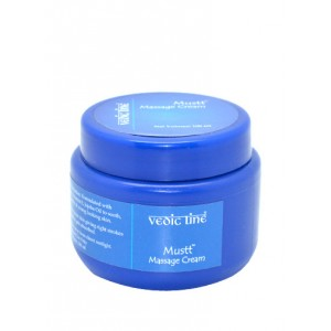 Buy Vedic Line Mustt Massage Cream - Nykaa