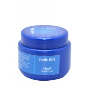 Buy Vedic Line Mustt Facial Foam - Nykaa
