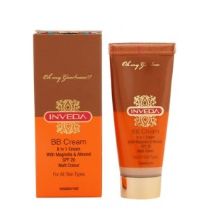 Buy Inveda BB Cream - Matt - Nykaa