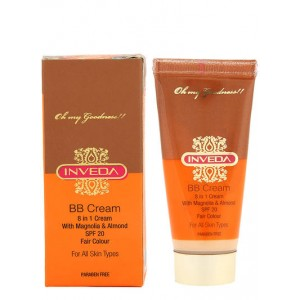 Buy Inveda BB Cream - Fair Colour - Nykaa