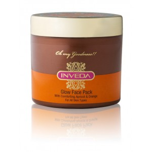 Buy Inveda Glow Face Pack - Nykaa