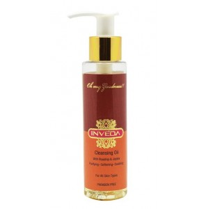 Buy Inveda Cleansing Oil - Nykaa