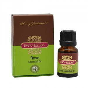 Buy Inveda Rose Essential Oil - Nykaa