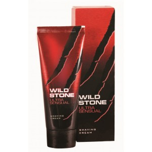 Buy Wild Stone Ultra Sensual Shaving Cream - Nykaa