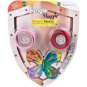 Buy Jungle Magic Mosquito Banditz - Butterfly Shield - Nykaa