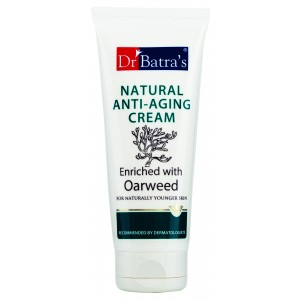 Buy Herbal Dr. Batra's Natural Anti Aging Cream - Nykaa