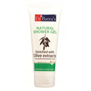 Buy Dr. Batra's Natural Shower Gel - Nykaa