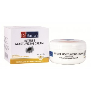 Buy Herbal Dr. Batra's Intense Moisturizing Cream - Nykaa