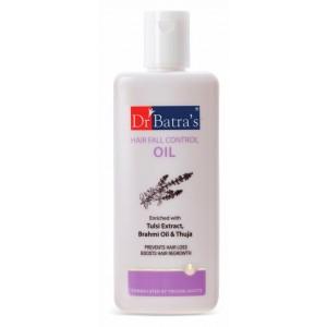 Buy Dr. Batra's  Hair Fall Control Oil - Nykaa