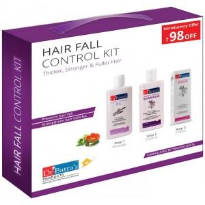 Buy Dr. Batra's Hair Fall Control Kit (Rs.98 Off) - Nykaa