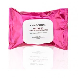 Buy Colorbar On The Go Makeup Remover Wipes - Nykaa
