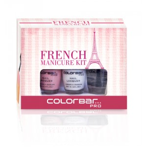 Buy Herbal Colorbar French Manicure Kit - Nykaa